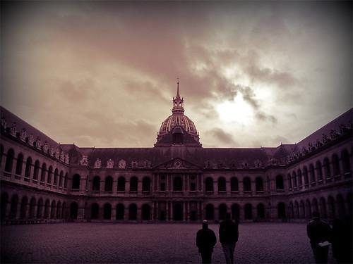 Patio de Armas en París