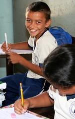 Schler b 048 (vandevoern) Tags: brasilien maranho schule franziskaner leal grundschule solus freialberto