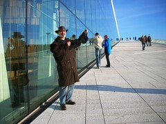 Olga at Oslo New Opera House #6