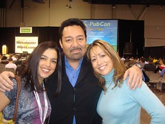 Vanessa Zamora, Joe Morin and Melanie Mitchell