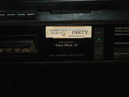 Dirty Dishwasher