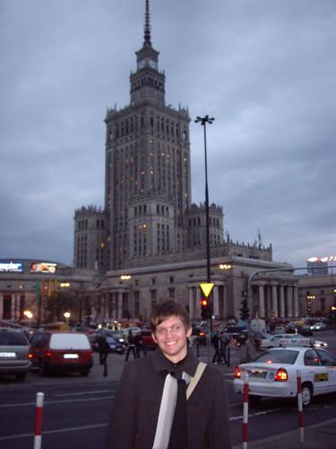 Radek in Warsaw
