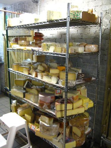 Rack of Cheese