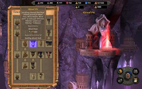 Dungeon Ritual Pit