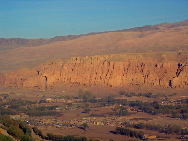 Bamiyan Vally Sunrise, Afghanistan