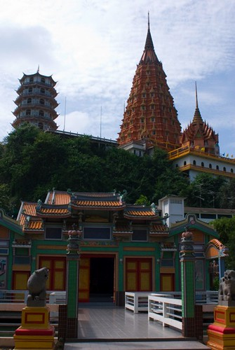 Wat a lot of pagodas