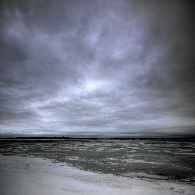 December Sky I