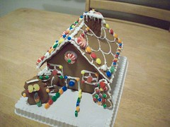 Gingerbread House Family Night