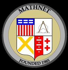 Mathnet Logo (TJJohn12) Tags: solve cogitate mathnet squareonetv