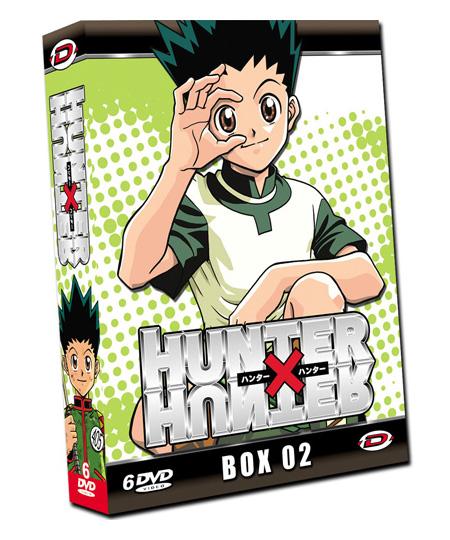 Hunter X Hunter (Partie 2)