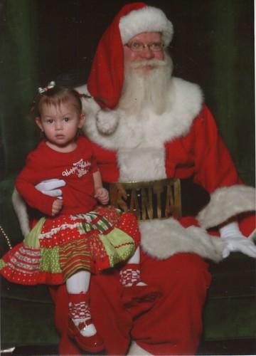 Izze Santa 2008