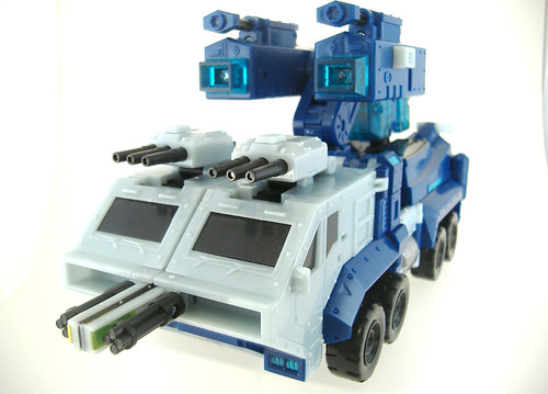 Animated Ultra Magnus 4