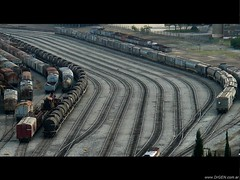 Scalextric (DrGEN) Tags: santa santafe argentina train wagon trenes track tracks racing rails fe pista ceres carreras scalextric vias vagones drgen wwwdrgencomar