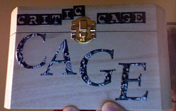 Critic Cage