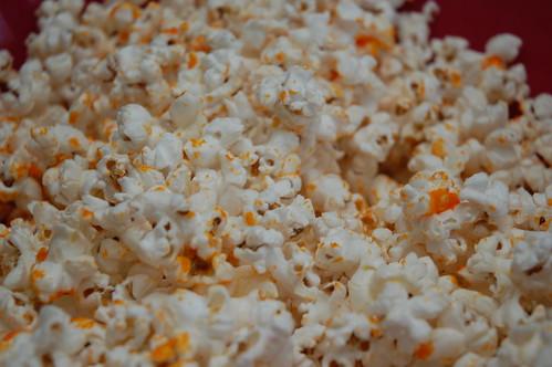Cheezy Popcorn