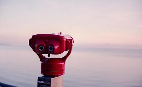 Rote Aussicht