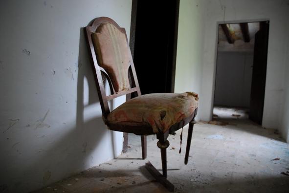 Hotel abandonado II