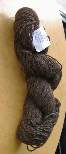 Brown Wool/Alpaca