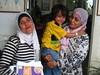 Manal, Abeer, daughter