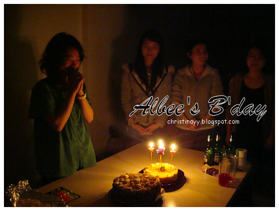 Albee's Birthday