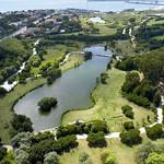 Porto: Parque da Cidade, vista aerea