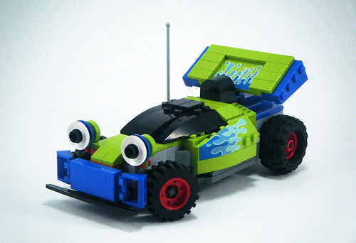 Remote Controlled Toy Story RC
