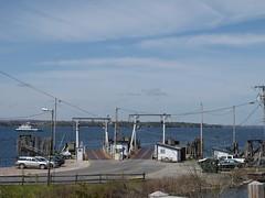 Ferry from VT to NY