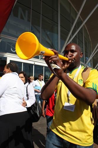 horn trumpet vuvuzelas