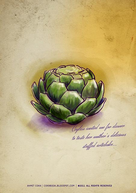 Tomru's artichoke...