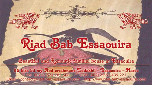 BEST PLACE TO STAY IN ESSAOUIRA - RIAD BAB ESSAOUIRA by black zitoun & boussaba