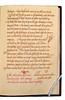 Binder's note from Confessionale pro scholasticis et aliis multum utile