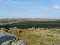 S1051768 (AppleJays) Tags: england nationalpark hills devon fields moors dartmoor moorland aonb tors