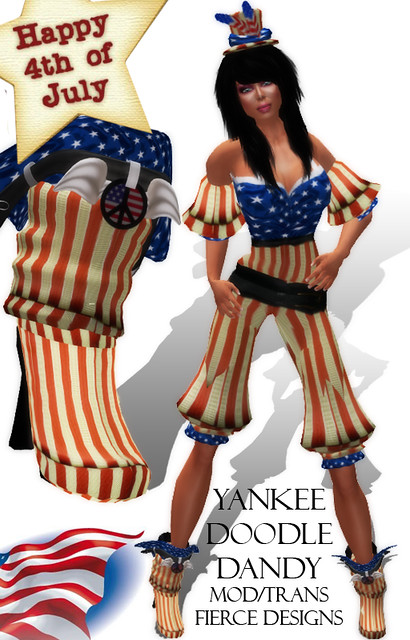 Yankee Doodle Dandy female
