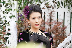DSC07352 (rickytanghkg) Tags: portrait lady female asian model pretty artist outdoor chinese actress