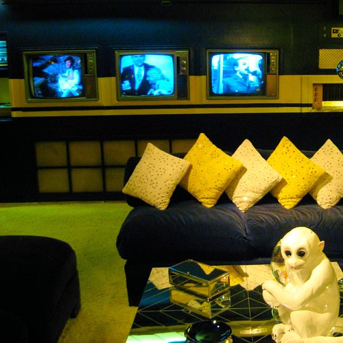 Graceland: TV Room