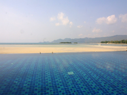サムイ島-Baan Haad Ngam Boutique Resort-pool0001