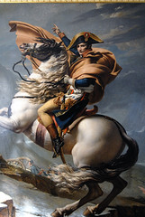 Napoleon's painting at the Malmaison (jmvnoos in Paris) Tags: horse paris france castle painting cheval nikon palace peinture 100views oil napoleon 400views 300views 200views 500views d200 chateau chteau 800views 600views 700views huile 1000views malmaison napolon rueilmalmaison 2000views 5000views 3000views 900views 1100views 1200views 1300views 4000views 10faves views800 views600 1400views peinturelhuile 1250views jmvnoos naploleon