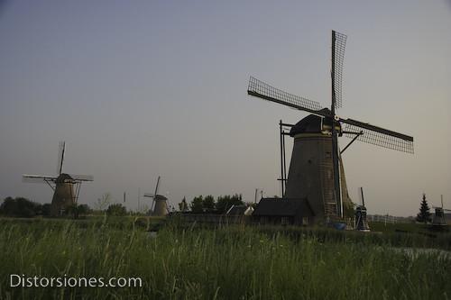 Salvando Holanda del agua