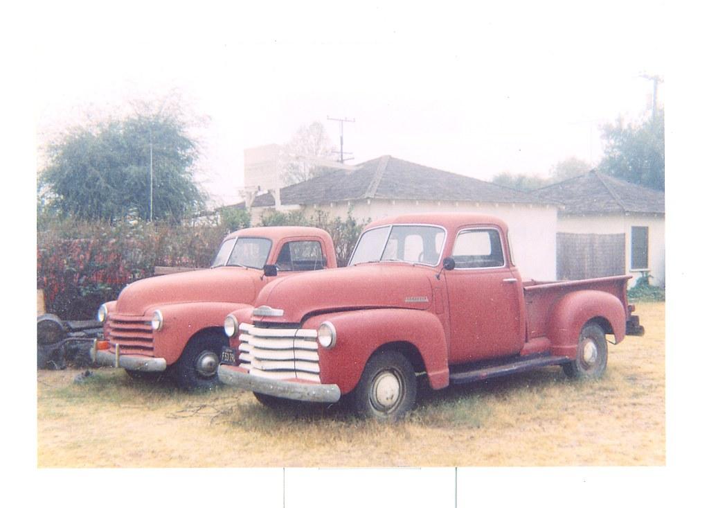 Father & son trucks