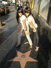 Lorena y Estrela en Los Angeles