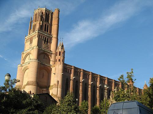 Basilica de Santa Cecilia en Albi