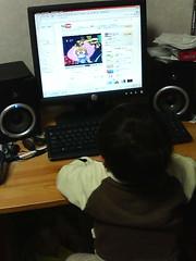 YouTube二歳児