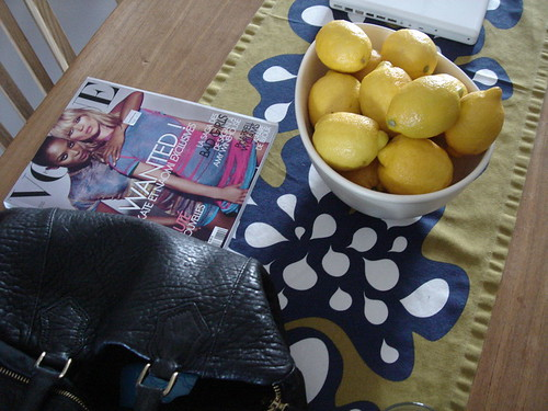 What to do with a bowl full of lemons?