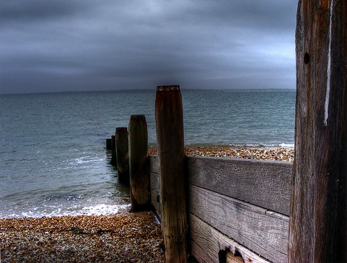 Lee on Solent Groyne