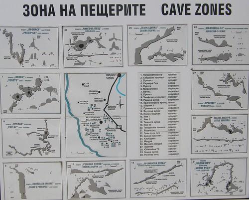 Cave Zones