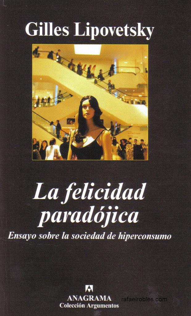 Filoterario recomienda: La felicidad paradójica