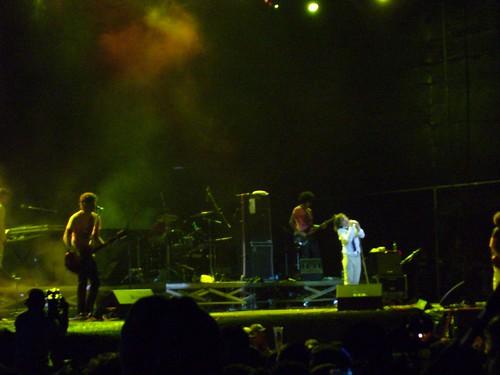Festival Imperial Costa Rica 2008 - Babasónicos