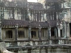 Angkor Wat's Exterior