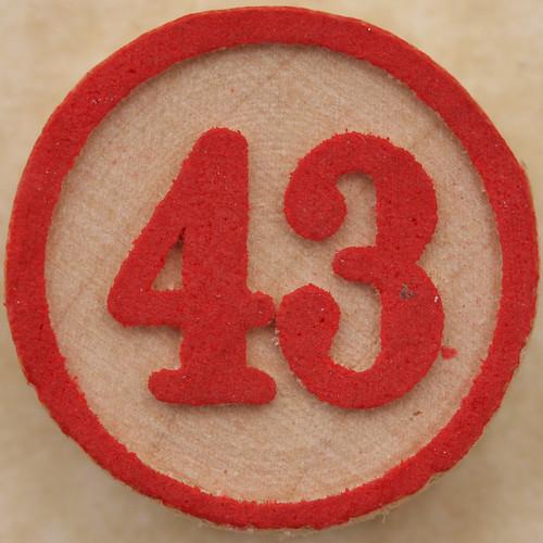 43 días secuestradps