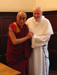 The Monk and the Friar (Lawrence OP) Tags: buddhist prayer monk oxford tibetan blackfriars dalailama dialogue contemplation friars dominicans interreligious paulmurrayop